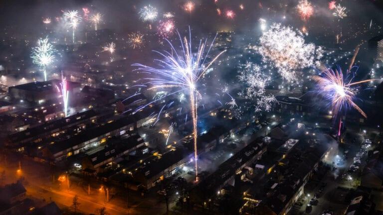 vuurwerk verbod Nederland